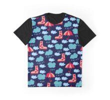 Autumn pattern 4 Graphic T-Shirt