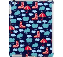 Autumn pattern 4 iPad Case/Skin