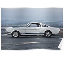 1965 Shelby Mustang GT350 I Poster