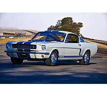 1965 Shelby Mustang GT350 II Photographic Print