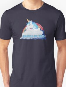 Central Intelligence - Unicorn (Faded as worn in the film) Unisex T-Shirt