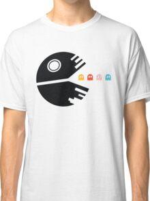 DEATH STAR PACMAN Classic T-Shirt