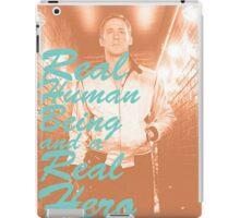 A Real Hero iPad Case/Skin