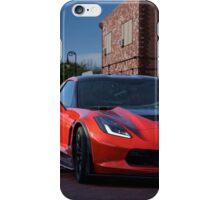 2015 Chevrolet Corvette Stingray iPhone Case/Skin