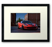 2015 Chevrolet Corvette Stingray Framed Print