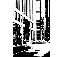 Business District Photographic Print