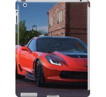 2015 Chevrolet Corvette Stingray iPad Case/Skin