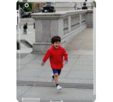 Sheer, Unadulterated JOY iPad Case/Skin