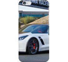 Chevrolet Corvette Z06 I iPhone Case/Skin