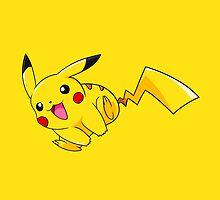 Pikachu Pillow by cromarlimo