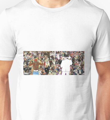 Biggie Tupac Unisex T-Shirt