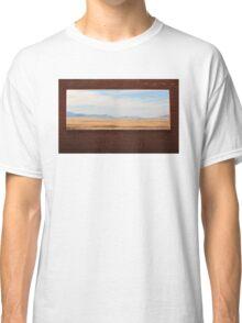 Framed Desert Classic T-Shirt