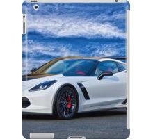 Chevrolet Corvette Z06 II iPad Case/Skin