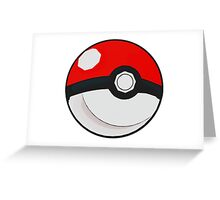 Catch Them All!  Greeting Card
