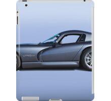 2000 Dodge Viper VS1 I iPad Case/Skin
