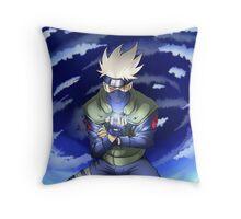 Kakashi Pillow Throw Pillow