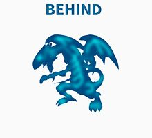 Behind Blue-Eyes W. Dragon Classic T-Shirt