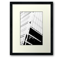 Office Tower Framed Print
