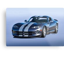 2000 Dodge Viper VS1 II Metal Print