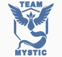 Team Mystic One Piece - Short Sleeve
