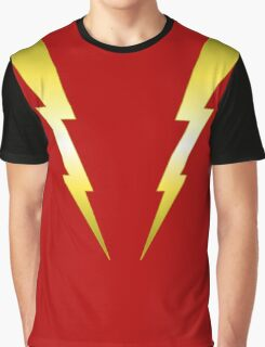 Double Flashes Graphic T-Shirt