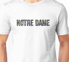 Notre Dame Doodle Unisex T-Shirt