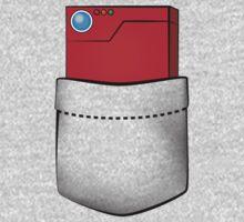 Pokedex in my pocket One Piece - Short Sleeve