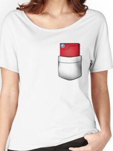 Pokedex in my pocket Women's Relaxed Fit T-Shirt