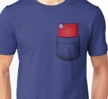 Pokedex in my pocket Unisex T-Shirt