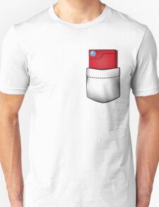 Pokedex in my pocket Unisex T-Shirt