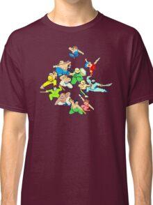 Kung Fu Jungle - Vol. 2 Classic T-Shirt