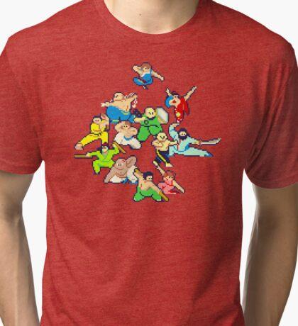 Kung Fu Jungle - Vol. 2 Tri-blend T-Shirt