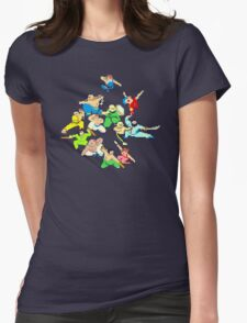 Kung Fu Jungle - Vol. 2 Womens Fitted T-Shirt