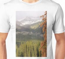 Somewhere In The Rocky Mountains Unisex T-Shirt