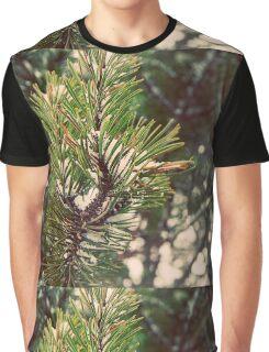 Needles Graphic T-Shirt