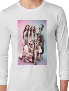 FIFTH HARMONY PHOTOSHOOT Long Sleeve T-Shirt