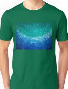 Ride the Wave original painting Unisex T-Shirt