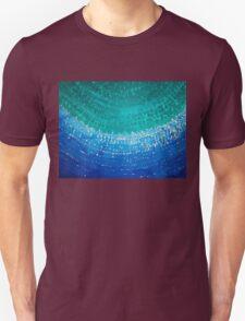 Ride the Wave original painting Unisex T-Shirt