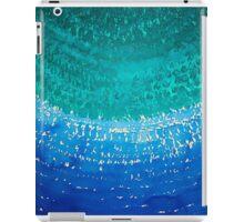 Ride the Wave original painting iPad Case/Skin