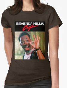 Beverly Hills Cop - Axel Foley A-OK  Womens Fitted T-Shirt