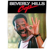 Beverly Hills Cop - Axel Foley A-OK  Poster