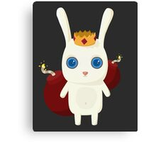 King Rabbit - Bombs! Canvas Print