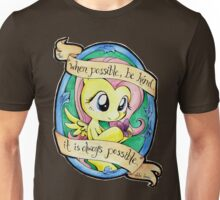 Kindness is Always Possible Unisex T-Shirt