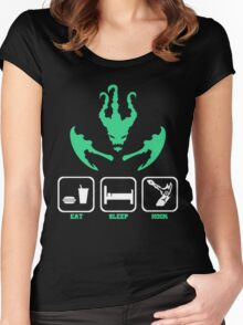 Thresh hook Women's Fitted Scoop T-Shirt