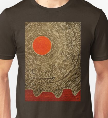 Sun Valley original painting Unisex T-Shirt