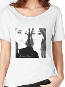 CAMREN IS REAL Women's Relaxed Fit T-Shirt