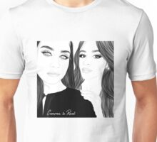 CAMREN IS REAL Unisex T-Shirt