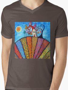 My Utopia II Mens V-Neck T-Shirt
