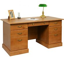 French Gardens Home Office Desk by atlantisoffice