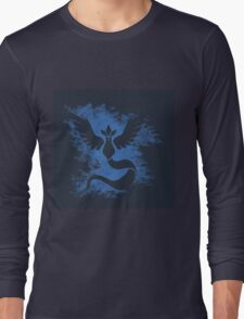 pokemon go : team mystic Long Sleeve T-Shirt